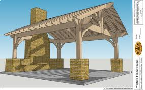 Pergola Rafter End Designs by 20 Super Fast Before U0026 After Backyard Makeovers Western Timber Frame