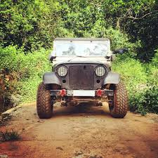 jeep stinger bumper purpose the do it yourself jeep rebuild with the nissan sd25
