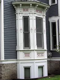 victorian bay windows victorian bay window detail victorian