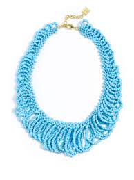 bib necklace beaded images In the loop beaded bib necklace wholesale statement necklaces jpg