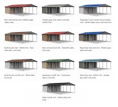 carports and garages installed in 15 states