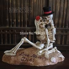 skull cake topper online get cheap skull cake toppers aliexpress alibaba