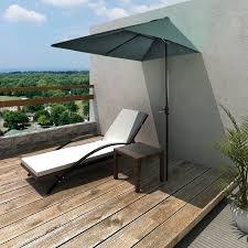 sonnenschirm fã r den balkon die besten 25 sonnenschirm balkon ideen auf