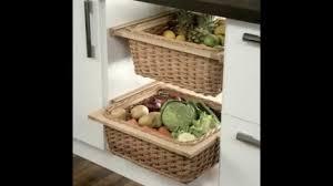 Kitchen Storage Stores Fruit And Vegetable Storage Ideas Youtube