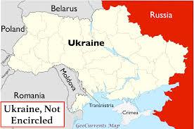 Russia Time Zone Map by Russian Envelopment Ukraine U0027s Geopolitical Complexities Geocurrents
