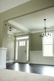 White Walls Grey Trim by Home Sweet Home Addison U0027s Wonderland