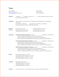 Best Resume App Android by Good Resume Best Free Resume Templates