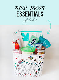 mom gifts what to bring a new mom new mom essentials gift basket see kate sew