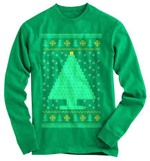 periodic table ugly christmas sweater gnarly tees