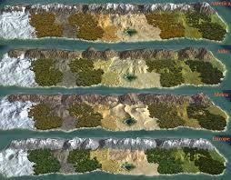 North America Biome Map by Civ V Biome Comparison Civ