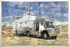 survival truck camper the kiravan an incredible 51 000 pound adventure truck that