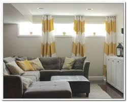 Window Treatments For Wide Windows Designs Curtain 10 Unique Walls Curtain For Basement Decor Ide