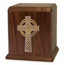 wooden celtic cross 12 rustic wooden cremation urns with surprising elegance