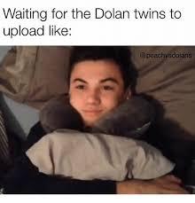 Upload Image Meme - waiting for the dolan twins to upload like meme on me me