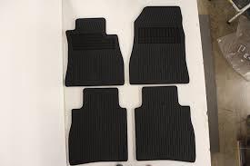 nissan frontier floor mats genuine nissan accessories custom fit all season floor mat