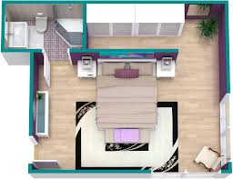 Bedroom Plans Designs Extraordinary Decor Roomsketcher Bedroom - Bedroom plans designs