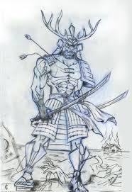 samurai warrior by camt on deviantart