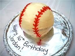 baseball cakes ideas for kids on pinterest