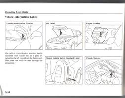 mazda number the myth of fd engine numbers and vin solved rx7club com