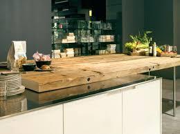 choisir plan de travail cuisine plan de travail cuisine bois massif choisir les matacriaux pour