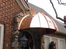 Awning Roofing Bray Sheet Metal Custom Copper Awnings U0026 Roofing Arkansas