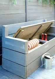 Rubbermaid Storage Bench Rubbermaid Garden Storage Bench Outside Storage Bins Gallon Deck