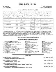Resume Template With Picture Professional Resume Examples Free Resume Template And