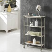 Tiered Bookshelves by Bathroom Organization U0026 Shelving Shop The Best Deals For Oct