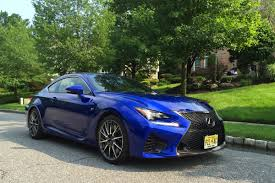 lexus rc ultrasonic blue a week with the 2015 lexus rc f