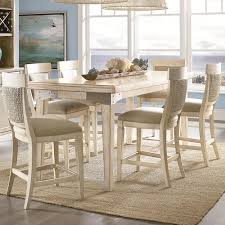 american drew americana home 7 piece pub height table and 6