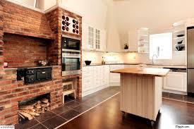 bathroom kitchen brick likable fantastic brick wall kitchen hdi