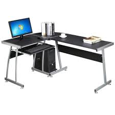 L Shaped Table Desk Compact Corner Desk Office L Desk L Shaped Table Desk Large