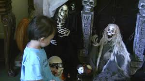 halloween monsters and kids youtube