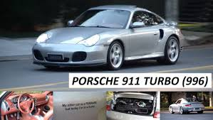 porsche turbo 996 garagem do bellote tv porsche 911 turbo 996 kit x50 escape