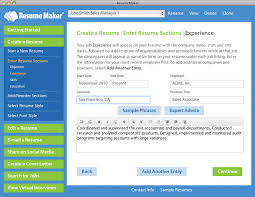 Resume Writer Online by Best Resume Writer Software