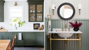 best paint color for kitchen cabinets 2021 hue this year s top color trend is inspired by nature