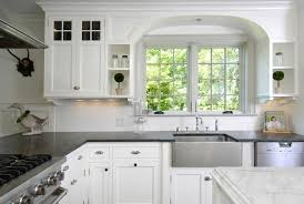 kitchens ideas with white cabinets kitchen ideas white cabinets black countertop and photos