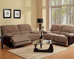 living room marvellous reclining living room furniture microfiber