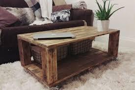 coffee table simple pallet wood coffee table designs diy pallet