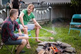 3 easy ways to build a backyard fire pit kitchn