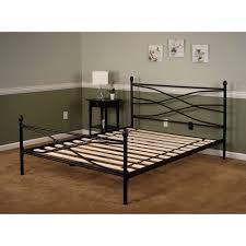 Bed Frame Metal Queen by Amazon Com Hanover Hbedsoho Qn Soho Metal Platform Bed Frame