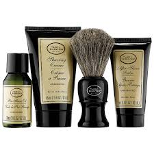 the 4 elements of the perfect shave sandalwood the art of