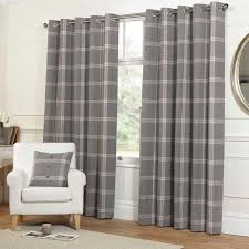 Brown Gingham Curtains Gingham Curtains Eulanguages Net