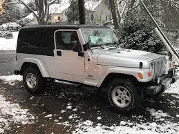 lj jeep 05 silver lj jeep registry