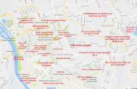 Illinois Toll Map by A Judgmental Map Of South Carolina U0027s Campus The Black Sheep