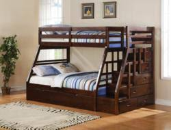 New Bunk Beds Justbunkbeds Releases A New Line Of Bunk Beds With Stairs