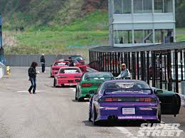 scene drift muscle round 1 sea maze circuit u2013 niigata japan