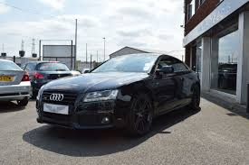 used audi a5 s line for sale used audi a5 3 0 tdi quattro s line 2dr tip auto spec for