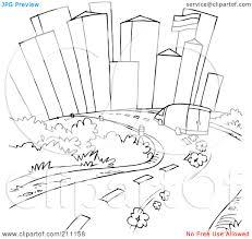 road coloring page exprimartdesign com