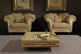 Baroque Coffee Table by Contemporary Coffee Tables By Vismara Design Made In Italy